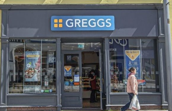 'It's missing': Greggs becomes latest food retailer to be hit by food shortage nightmare