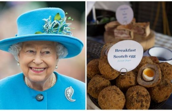 Queen's favourite Scotch Egg recipe for royal garden parties – how to make
