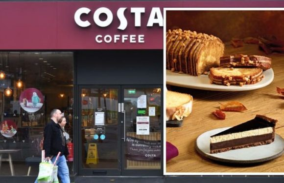 Costa Coffee launches 2021 new autumn menu – with money-saving deals