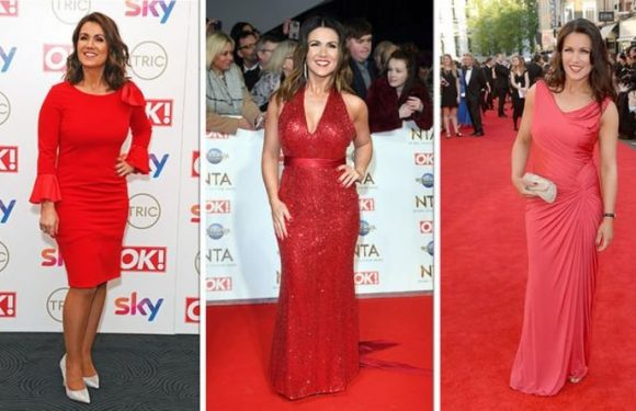 Susanna Reid weight lost: GMB star shares key changes to diet to maintain slim frame