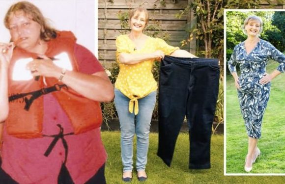 Woman shares secret to maintaining 7st weight loss over 12 years – 'Changed my life!'