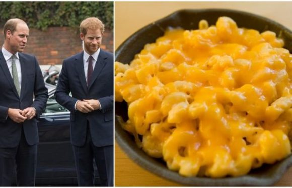 'Big eaters' Princes William and Harry bonded over favourite meal – Royal Recipe