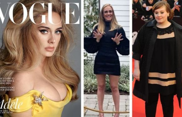 Adele weight loss: Singer exercised three times a day to shed 100lbs – 'I got addicted'