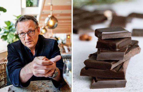 'Surprising sources of fibre!' Michael Mosley recommends unexpected snacks to slim